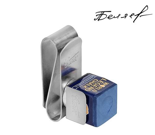 Cuetec, металлический магнитный держатель мела
