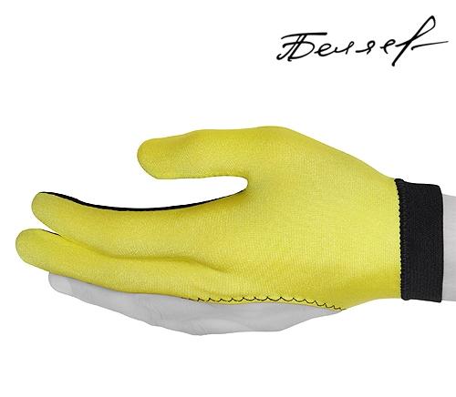Перчатка Fotuna Classic, жёлто-чёрная