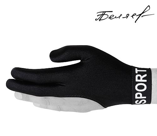 Перчатка Fortuna Sport, чёрная